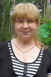 Лариса Ожегова