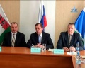 Встреча с министром культуры Свердловской области